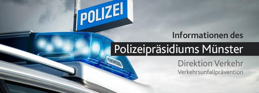 Polizeipräsidium Münster - Direktion Verkehr
