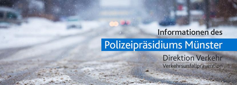 Verkehrssicherheit: Sicher durch den Winter