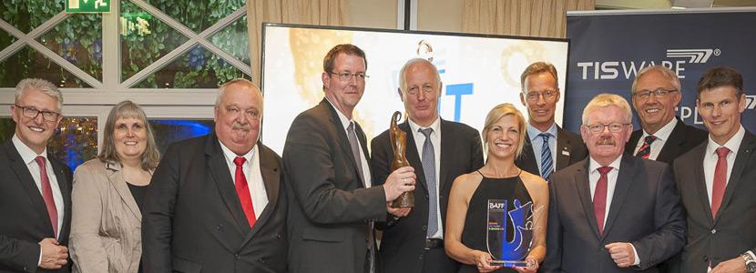 Die TIS GmbH ist Unternehmen des Jahres 2016 in Bocholt