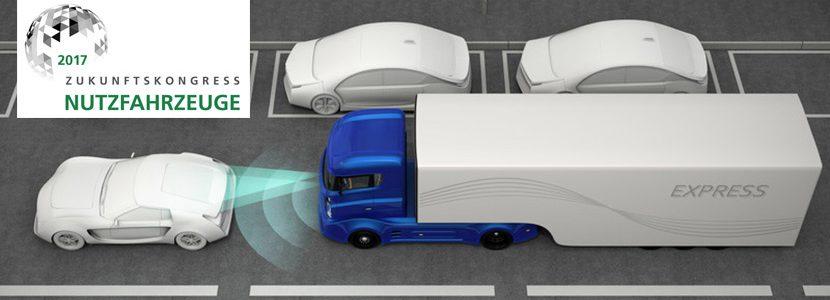 Kommen Sie zum Zukunftskongress Nutzfahrzeuge 2017 nach Berlin