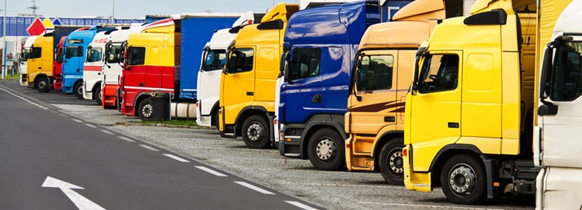 Lack of truck parking spaces – digital networking will improve the daily struggle