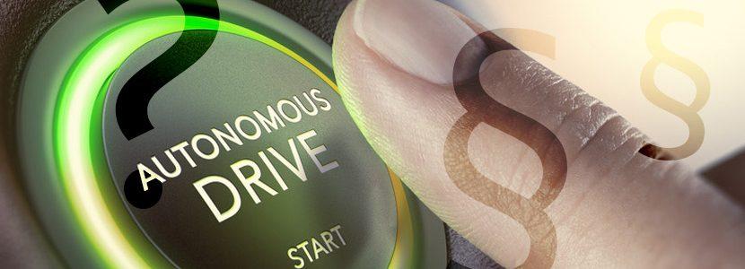Haftungsfragen bei autonom fahrenden Autos nicht ausreichend geklärt