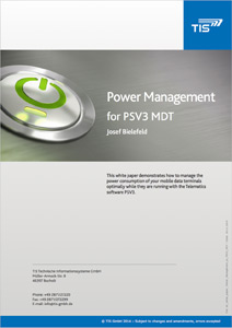 Power Management: How to ensure long battery runtimes