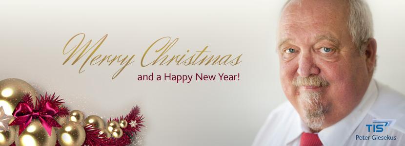 Frohe Feiertage und ein erfolgreiches Jahr 2015!