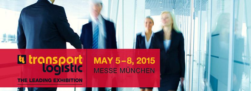 transport logistic trade show 2015 in Munich