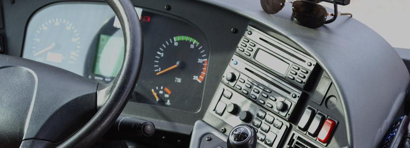 Lkw mit Highway Pilot: Fahrer konzentriert sich besser