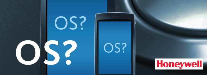 Honeywell White Paper zum Thema Betriebssysteme für mobile Geräte