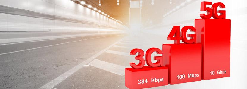 5G: Hochautomatisiertes Fahren braucht schnelle Netze