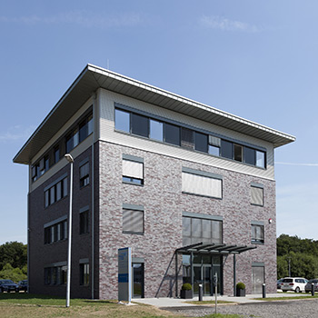 TIS Tower - Firmensitz des Telematikanbieters TIS GmbH in Bocholt