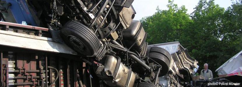 Verkehrssicherheit: Ablenkung als Unfallursache