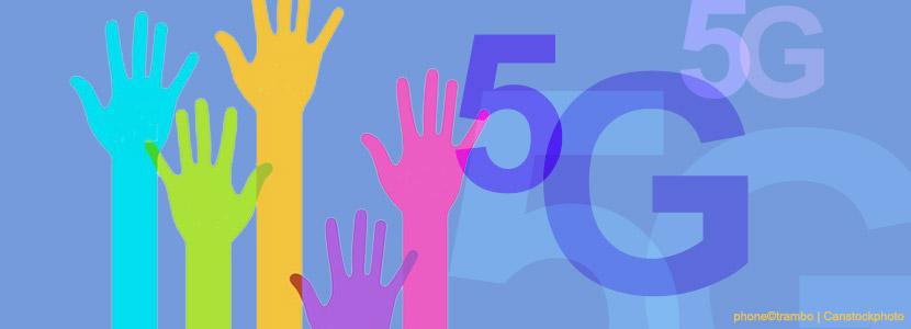 Kritik an 5G reißt nicht ab