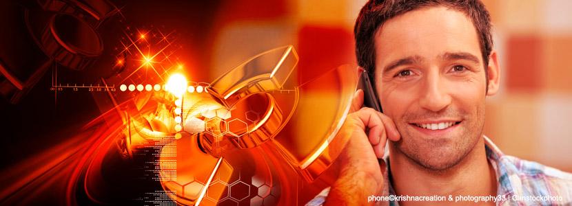 Mobile Endgeräte: Heiße Ohren beim Telefonieren