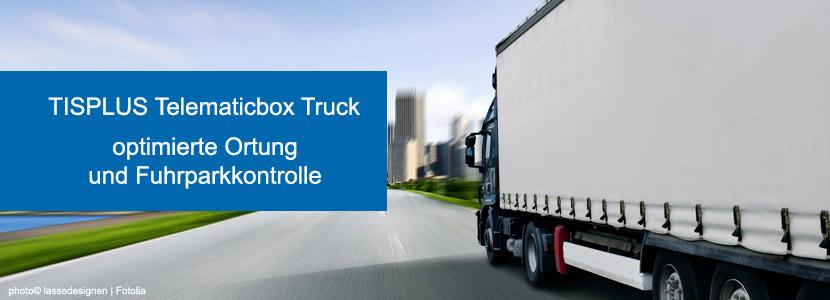 TISPLUS Telematicbox Truck Hardware