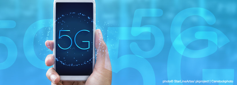 The next smartphone should be able to do 5G