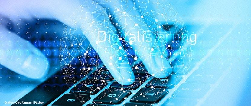 Alles wird digital, irgendwann einmal
